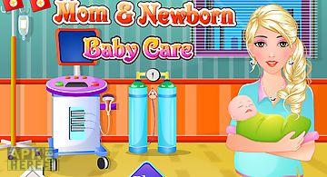 Newborn baby care