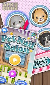 pets nail salon - kids games