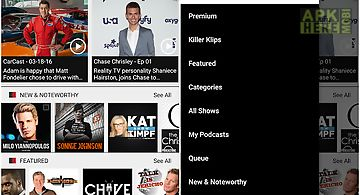 Podcastone - best 200 podcasts