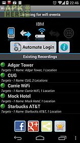 Wifi web login for Android free download at Apk Here store