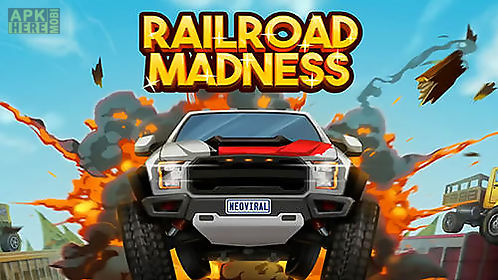 railroad madness: extreme destruction racing game