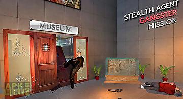 Stealth agent gangster mission