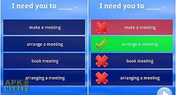 Business english quiz free