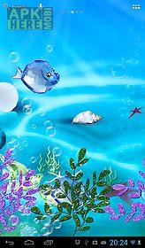 crystal fish aquarium