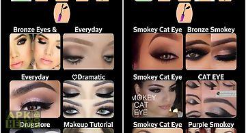 Eye makeup tutorials
