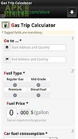 gas trip calculator