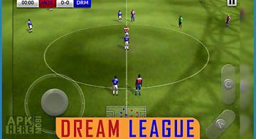 Guide dream league soccer 16