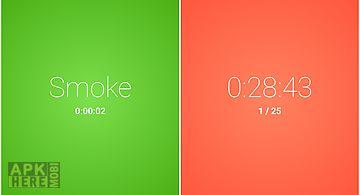 Quit smoking slowly smokefree