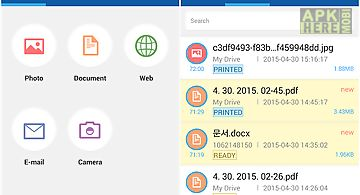 Samsung mobile print for Android free download at Apk Here
