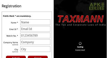 Taxmann android apps
