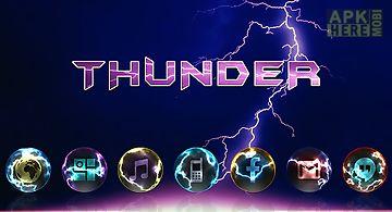 Thunder - solo theme