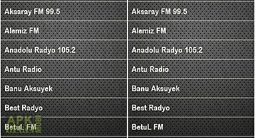Turkish radio turkish radios