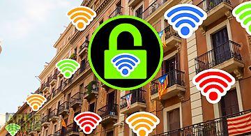 Wifi scan open networks