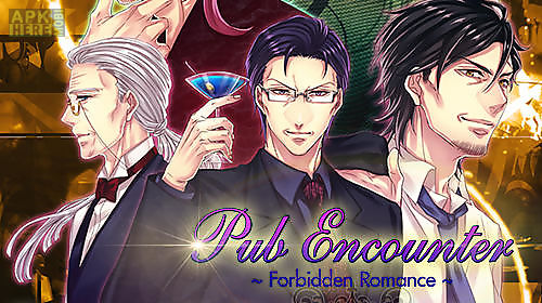 forbidden romance: pub encounter