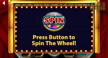 Vegas fortune wheel slots free