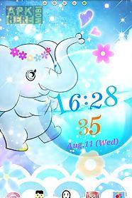 elephant livewallpaper trial