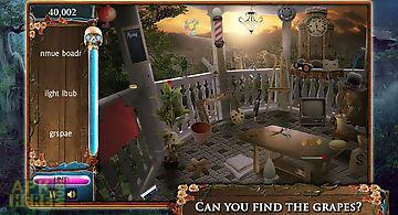 Hidden object - mystery venue
