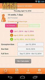 my pregnancy calculator