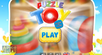 Puzzle toy for kids