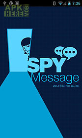 Spy message for Android free download at Apk Here store - Apktidy com
