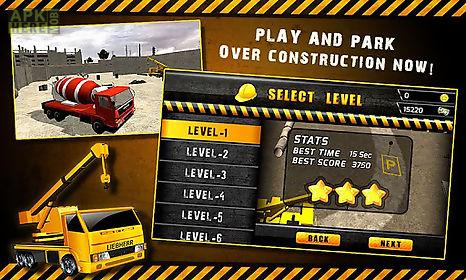 3d crane parking simulator-big
