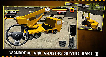 3d crane parking simulator-big