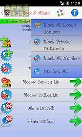 call block abuse