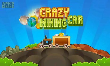 crazy mining car: puzzle game