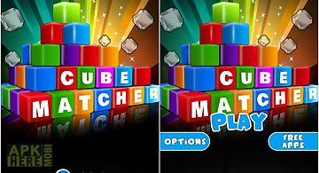 Cube matcher