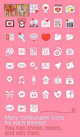 cute wallpaper-little date-