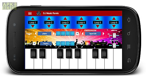 Dj music remix for Android free download at Apk Here store