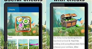 Maps of clash of clans online for Android free download at