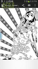 mangagenerator -cartoon image-
