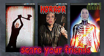 Scare & zombie photo studio