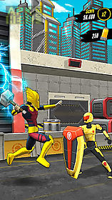 action-man unlimited run