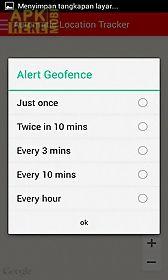 automatic location track