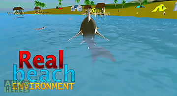Crazy shark attack 3d