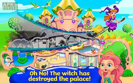 enchanted castle design