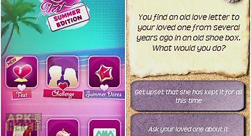 Love test!
