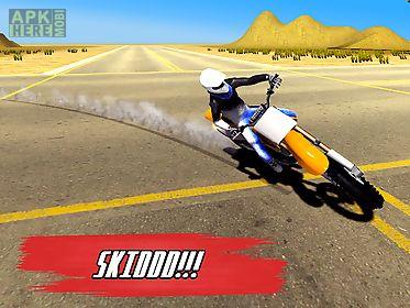 motocross bike hills
