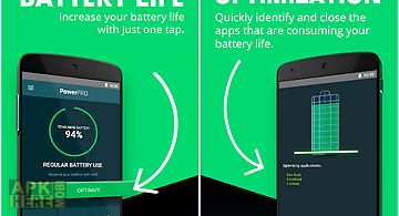 Powerpro - battery saver