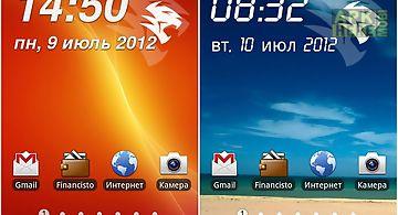 Proton clock widget free