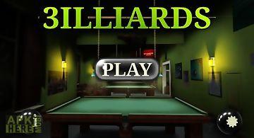 3d pool game - 3illiards free