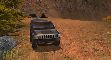 4x4 offroad driving 3d