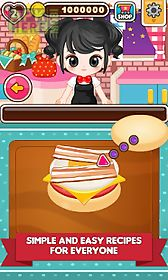 chef judy: bread maker