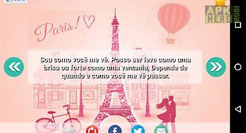 Frases românticas p/ whatsapp