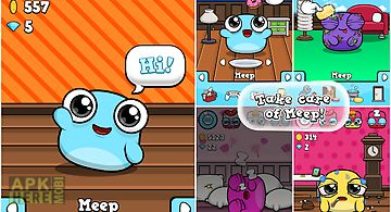 Meep 🐾 virtual pet game
