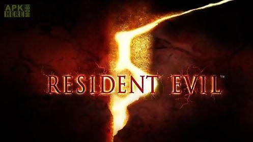 resident evil 5