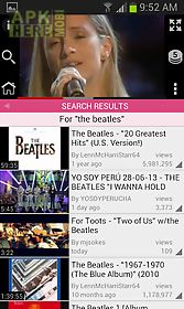 Zing youtube player for Android free download at Apk Here store