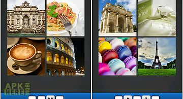 City quiz ~ 4 pics 1 city